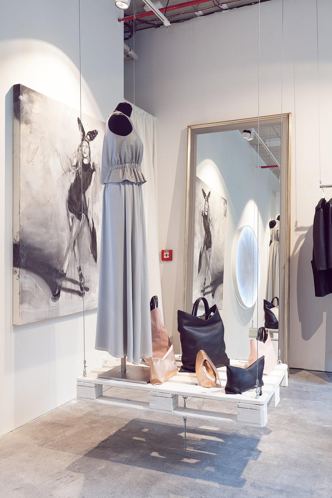 DSC Florentinum – Visual Merchandising | Prague, CZ