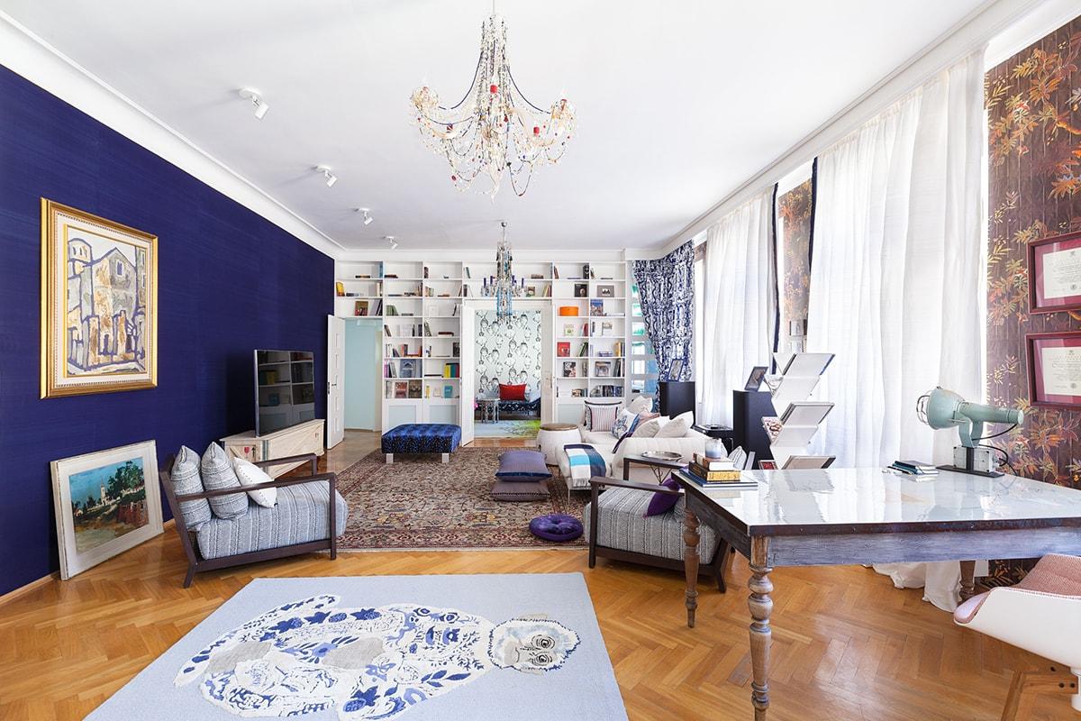 Apartment for Dad & His Daughters | Prague, CZ
